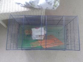 Gerbil cage open to offers if not free