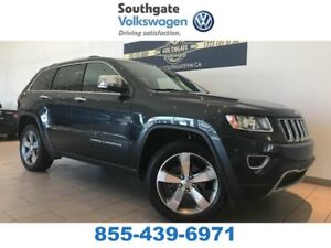 2014 Jeep Grand Cherokee Limited | Leather | NAV | Power Lift Ga