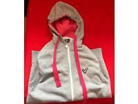 Ladies VOI sleeveless hoody size 10