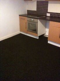 Flat apartment to let rent Preston DHSS OK 1 bed WATER BILL PAID
