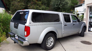 2016 Nissan Frontier SV Crew Cab Pickup Truck