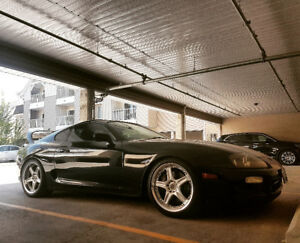 1998 Toyota Supra - safetied - manual transmission
