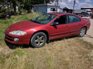 2004 intrepid with running parts car