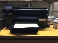 HP B209a HP Photosmart Plus printer with CISS Print system
