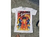 New superman t shirt