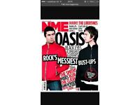 NME magazines