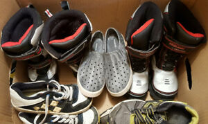 Back to School 5 pairs of Shoes $ 10