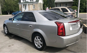 Cadillac CTS ***Manuelle(6 vitesse)*** TOP CLEAN