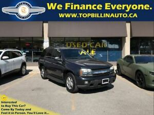 2003 Chevrolet TrailBlazer 4X4, 2 YEARS POWERTRAIN WARRANTY