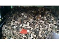 Seasoned hardwood fore logs (leeds 15)