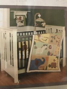 Kids line Safari Crib set
