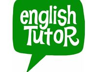 English Tutor Available - All Ages - From £15 p/h