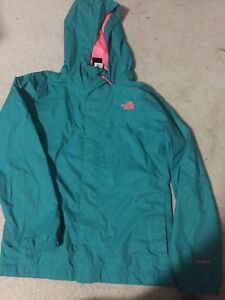 North face Waterproof, breathable rainjackets