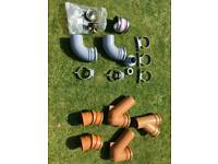 *NEW LOWER PRICE* Quantity of unused drainage parts from house extension