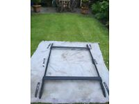 Range Rover P38 Roof Rails with Cross Bars