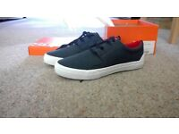 Brand New Superdry Canvas Trainers