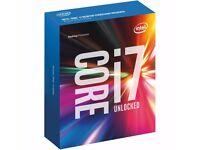 Intel Core i7-6700K 4.0GHz Quad Core CPU