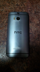 HTC One M8 as is