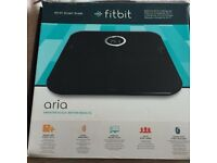 Fitbit Aira Wifi Smart Bathroom Scales - Black