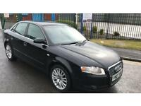 AUDI A4 2.0TDI 2007 07 PLATE 1 owner from new 2 keys FULL SERVICES