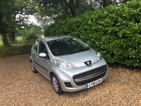 Peugeot 107 1.0 12v Urban 2-Tronic 5dr 2010 Delivery Available 12 MOT