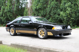 Original real 1989 Saleen Mustang with 36k miles