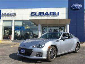 2016 Subaru BRZ Sport-Tech at