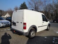 FOR BREAKING OR SPARES - FORD TRANSIT CONNECT 54 AND 56 PLATE 1.8 LOW ROOF