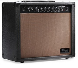Spring acoustic amp
