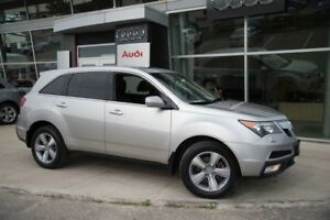 2013 Acura MDX Tech 6sp at