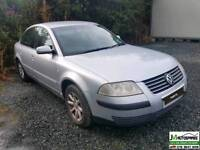 03 Vw Passat -Parts- ****BREAKING ONLY
