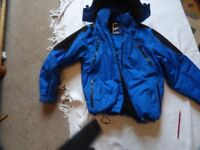 Mens Ski jacket -'No Fear' large size - excellent condition
