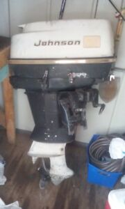 Moteur Johnson 50HP