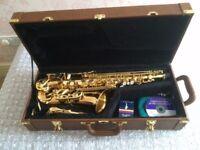 Alto Saxophone in excellent condition