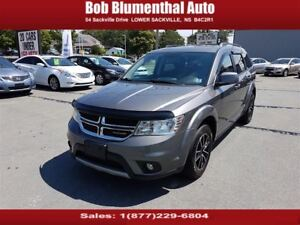 2012 Dodge Journey SXT w/ V6  ($67 weekly, 0 down, all-in, OAC)