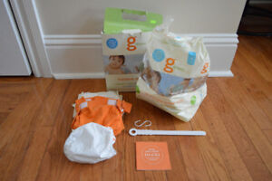 Small g diapers cloth diapers