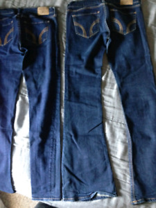 Ladies Hollister Jeans