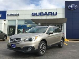 2015 Subaru Outback 2.5i Limited at