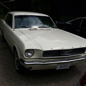 Three Great Finds-1966 MUSTANG, 1977 CAMERO Z28, 1971 Dodge Dart