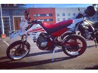 Yamaha Xt125x / supermoto