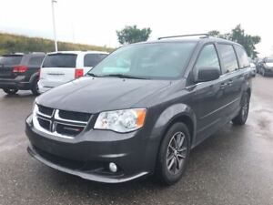2016 Dodge Grand Caravan SXT Premium Plus/ONE OWNER