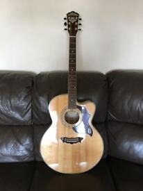 Washburn Cumberland Electro Acoustic Guitar for sale