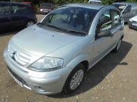 Citroen C3 1.4 DESIRE (silver) 2006