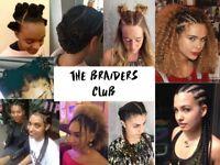 Professional Hair Braiding - Festival Hair, Box Braids, Cornrows