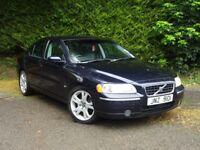 2005 Volvo S60 D5 SE 2.4 Diesel **Low miles**Full Service History**Long Mot**