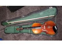 2 Full size violins - £30 each or both for £50.