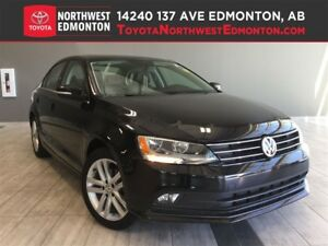 2015 Volkswagen Jetta Highline | Heat Leather Seat | Sun | Backu