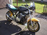 1995 N SUZUKI 600 BANDIT - FANTASTIC RIDE - NEW MOT AND PLENTY OF BLING