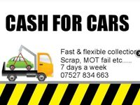 £££ scrap cars wanted dead or alive! Non runner, mot fail etc.......