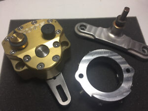 Scott's steering damper